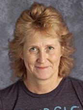 Portrait of Pam Larrance